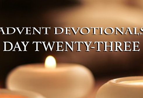 Advent Devotionals Day 3