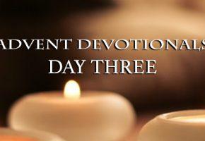 Advent Devotional Day 3