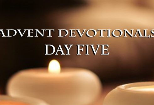 Advent Devotional Day 5