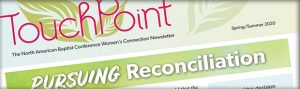 Touchpoint newsletter
